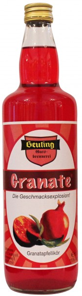 Granate (Granatapfellikör) 0,7 ltr.